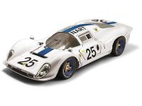 2005: Carrera EXCLUSIV (1:24) Ferrari 330 P4 NART, Le Mans 1967