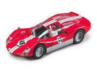 2005: Carrera EXCLUSIV (1:24) Porsche 6 Sebring 1966