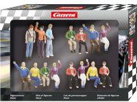 Carrera Figurensatz Fans
