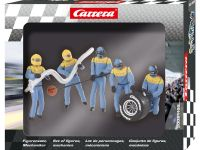 Carrera Figurensatz Mechaniker blau