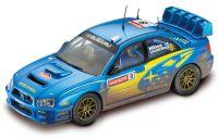 2004: Carrera EVO Subaru Impreza WRC 2003 No.8
