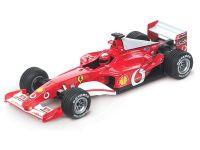2007:Carrera D132 Ferrari F2002 V10 No. 1