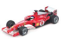 2007:Carrera D132 Ferrari F2002 V10 No. 2