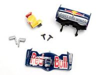 Carrera D132 Kleinteile Red Bull Cosworth RB3